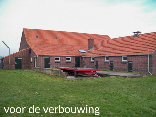 Renovatie boerderij